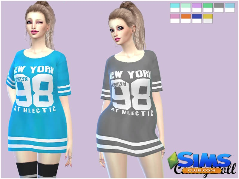 CandyDoll Cool Sporty Tops