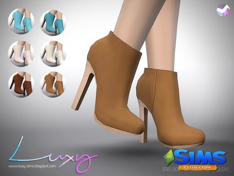 Sims 4 Прически скачать