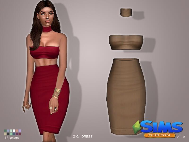 GIGI Bodycon dress