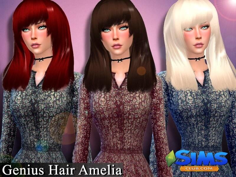 Genius Hair Amelia
