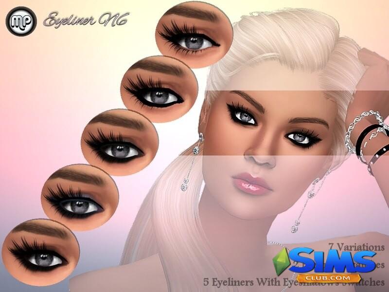MP Eyeliner N6
