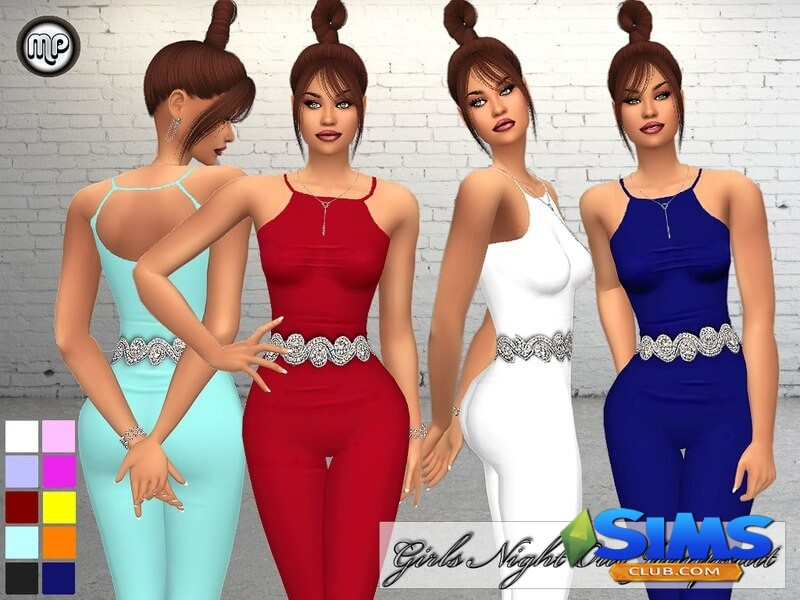 MP Girls Night Out Jumpsuit