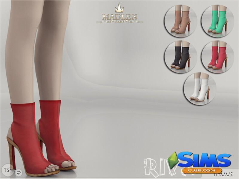 Madlen Riva Boots