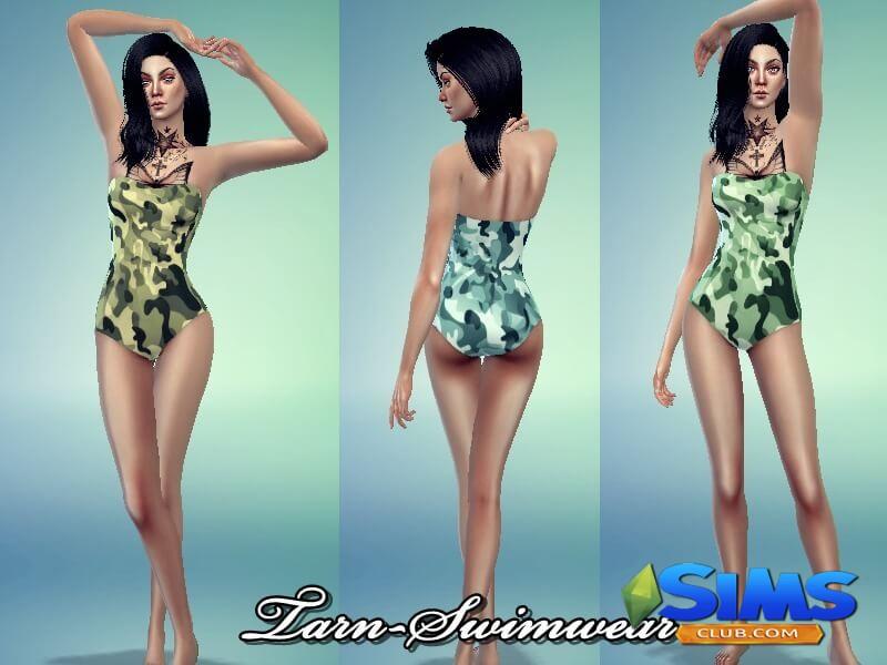 Tarn-Swimwear