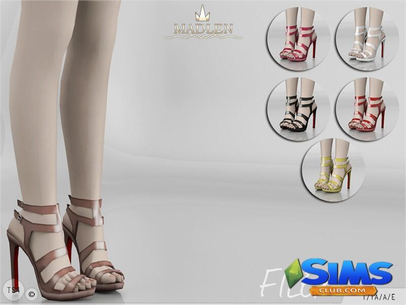 Madlen Filex Shoes