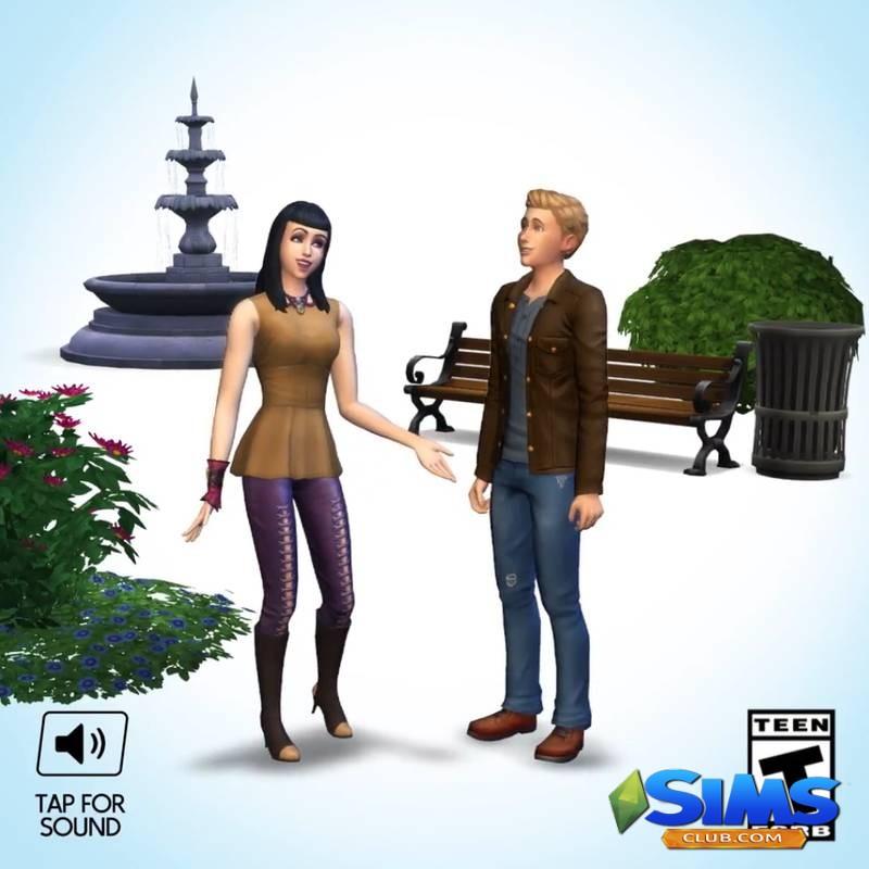 The Sims 4: EA анонсировали игровой набор про вампиров | Скриншот 6