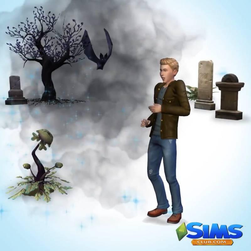 The Sims 4: EA анонсировали игровой набор про вампиров | Скриншот 5